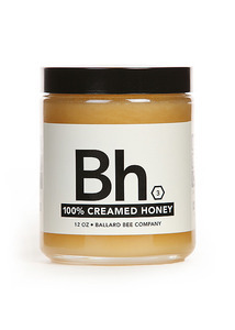 Ballard Bee Company Creamed Honey